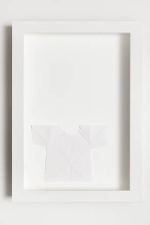 paper folded in six frames 35 x 25 x 5 cm per frame series in six parts with certificate exclusively for the gak edition 5 1 ap phototobias hbel
